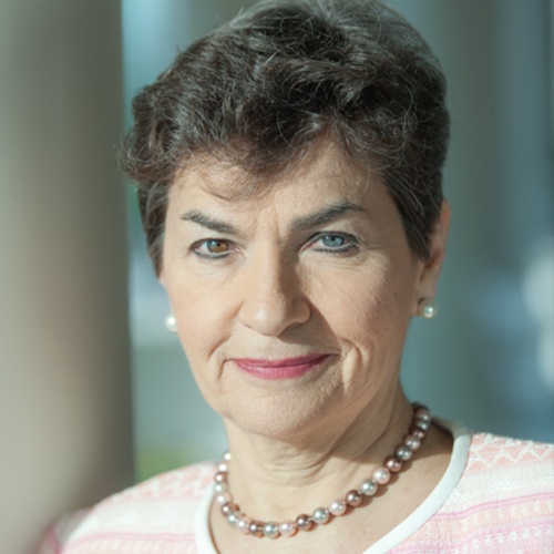 Photo of Christina Figueres